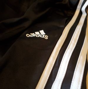 ADIDAS Track Pants Striped Men's (Size L)
